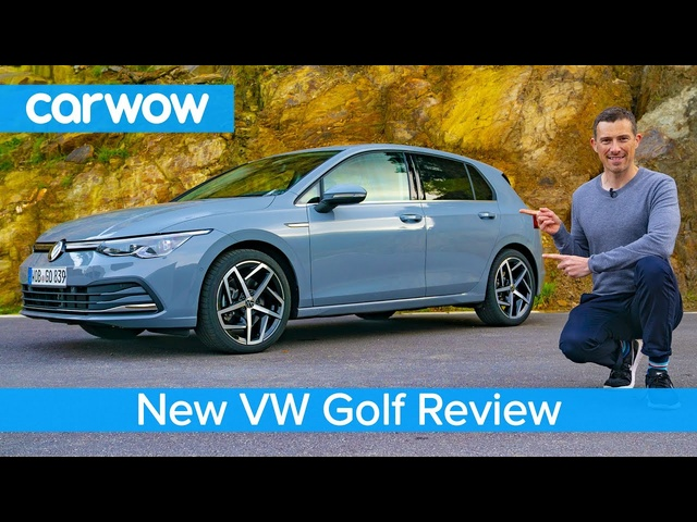 <em>Volkswagen</em> Golf 2020 ultimate review: the full truth about the 'new' MK8!
