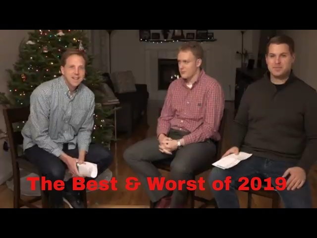 2019 Year In Review | The Good, The Bad & The Ugly | Steve Hammes