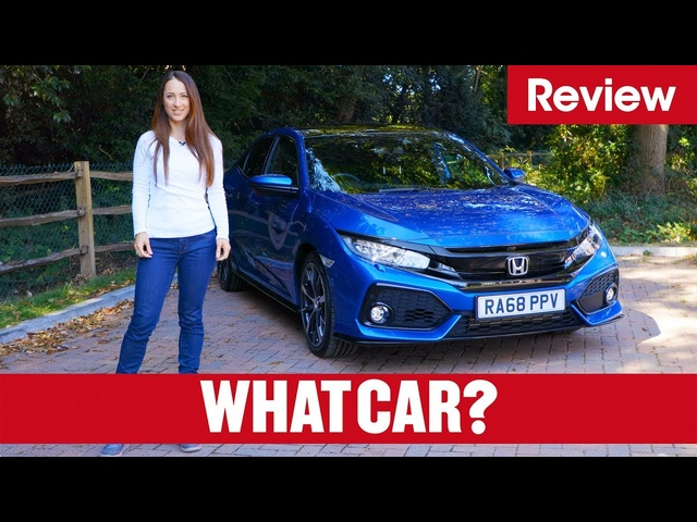 2020 <em>Honda</em> Civic review – better than a VW Golf? | What Car?