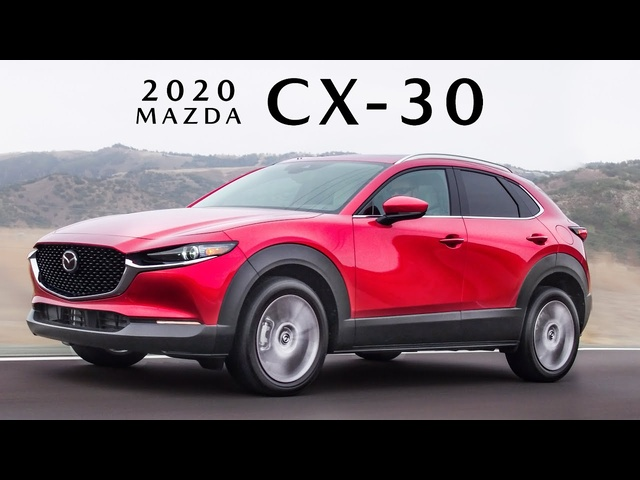 2020 Mazda CX-30 Review - Better Than A Mazda 3?