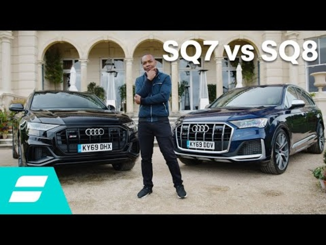 Audi SQ7 vs SQ8: Which sporty SUV is best?