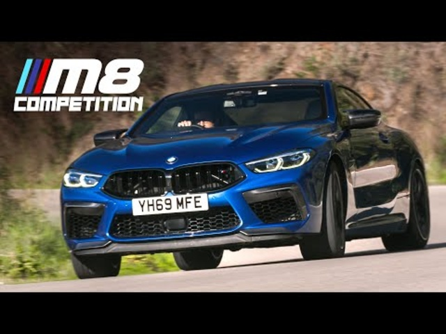BMW M8 Competition: Road Review | Carfection 4K