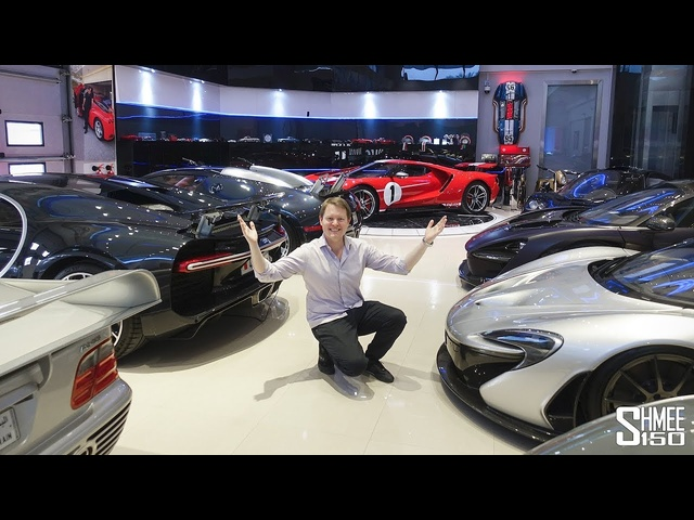 THESE are the Top 10 Best Car Collections in the World!