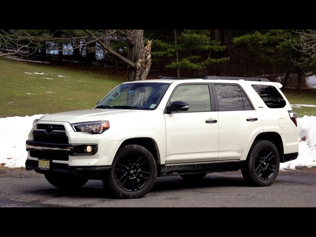 2020 Toyota 4Runner | Throwing (Night) Shade | Steve Hammes