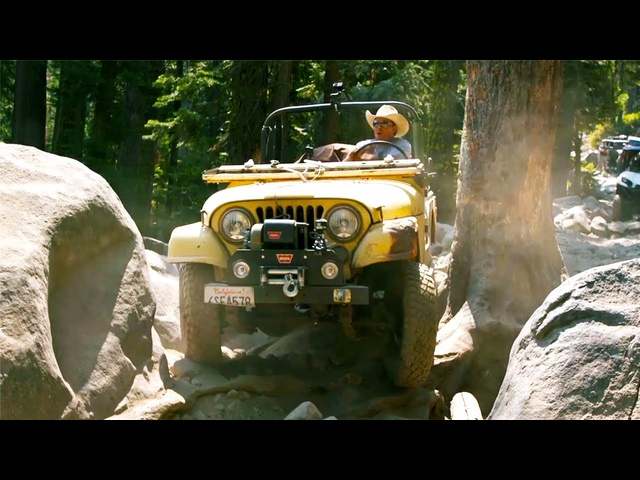 Dirt Every Day FULL EPISODE | Stock Trucks vs. the Rubicon Trail!—Episode 83