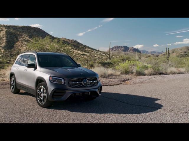 2020 <em>Mercedes</em>-Benz GLB | Baby Benz 3-Row | Steve Hammes