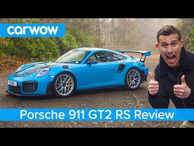 Porsche 911 GT2 RS review: will the most powerful 911 ever try to kill me?