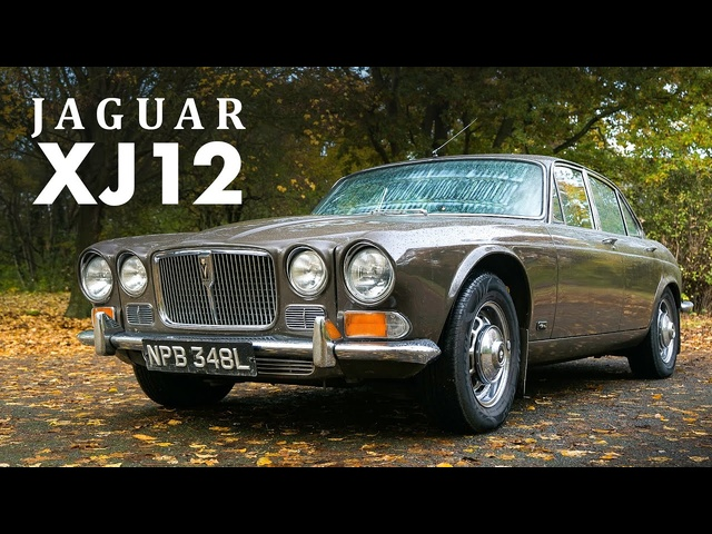 Jaguar XJ12: 5.3 Litres Of Luxury | Carfection 4K