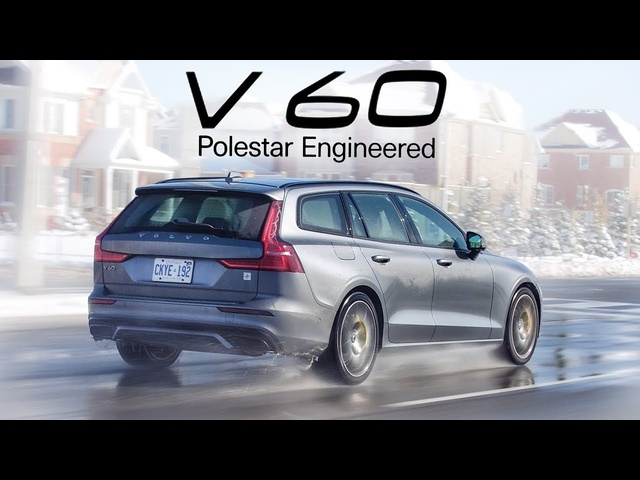 2020 <em>Volvo</em> V60 T8 Polestar Engineered - Turbocharged, Supercharged, Hybrid Performance Wagon
