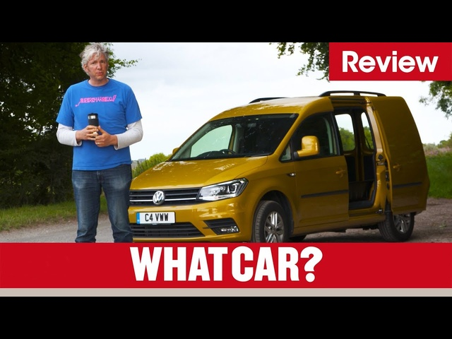 2020 <em>Volkswagen</em> Caddy review | Edd China's in-depth review | What Car?