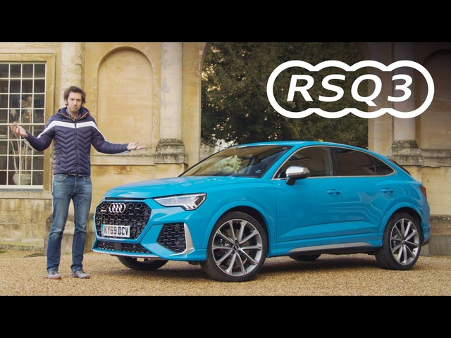 <em>Audi</em> RS Q3: Road Review | Carfection 4K