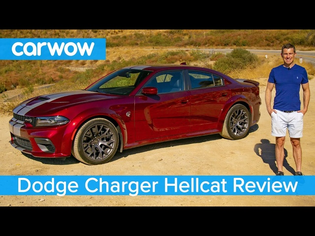 707hp <em>Dodge</em> Charger Hellcat Widebody review: see why it's a BMW M3 slayer!