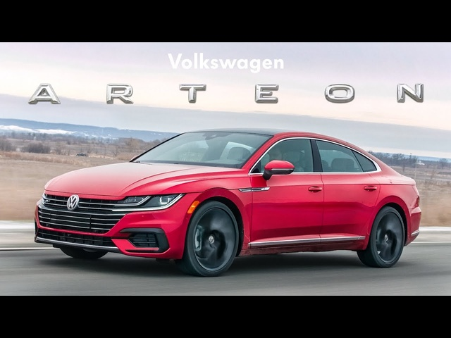 The VW Arteon is an <em>Audi</em> A7 on a Budget
