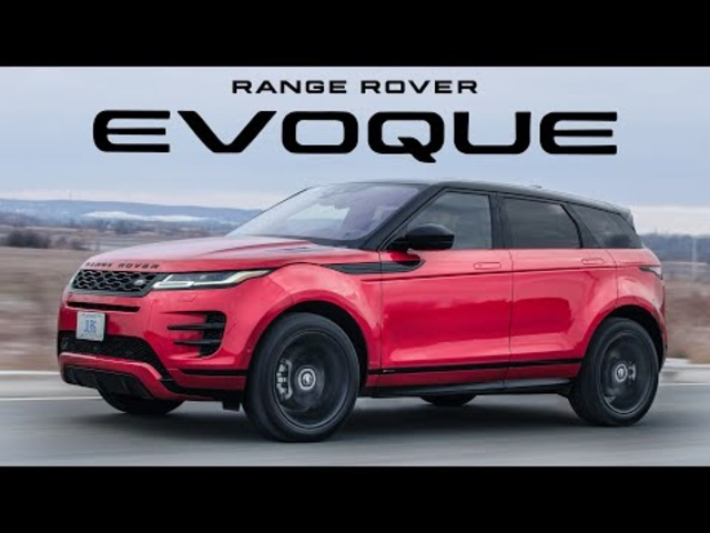The Range Rover Evoque is One of the Best Luxury SUVs