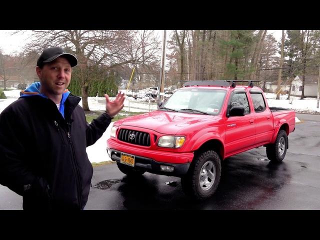 My 2001 <em>Toyota</em> Tacoma | Unintended Acceleration | Steve Hammes