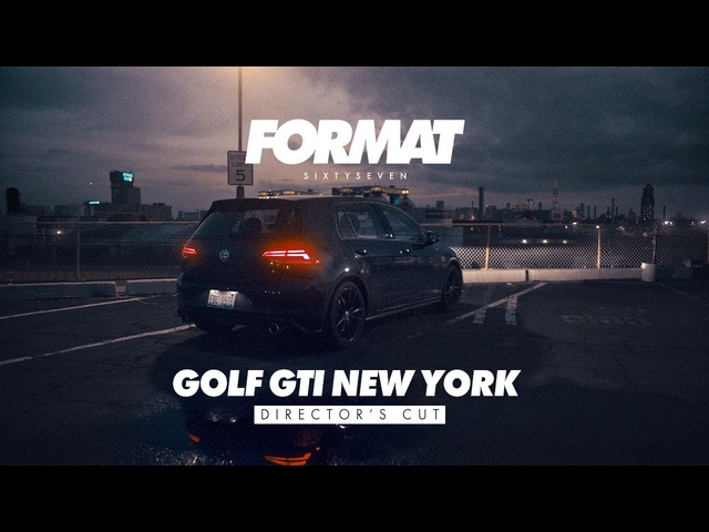 GOLF GTI RABBIT EDITION - New York (Short edit) BY FORMAT67.NET
