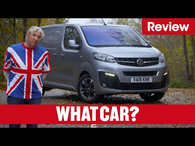 2020 Vauxhall Vivaro review | Edd China's in-depth review | What Car?