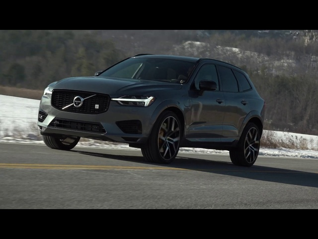 2020 Volvo XC60 | Polestar Engineered | Steve Hammes