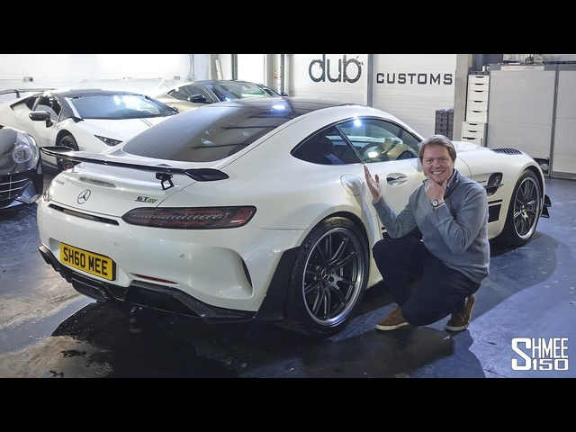 These Changes HAD to be Made to My AMG GT R Pro!