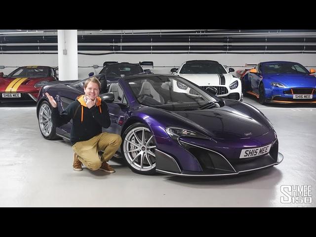 What's Wrong with My <em>McLaren</em> 675LT Spider? GARAGE UPDATE