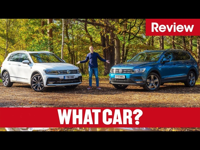 2020 VW Tiguan & Tiguan Allspace in-depth review & comparison | What Car?