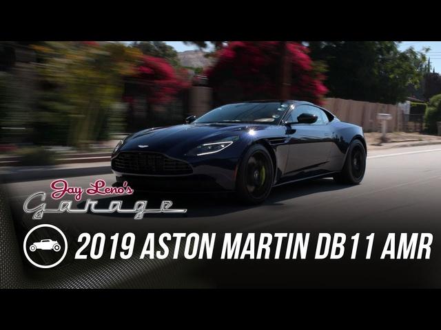 2019 Aston Martin DB11 AMR -Jay Leno's Garage