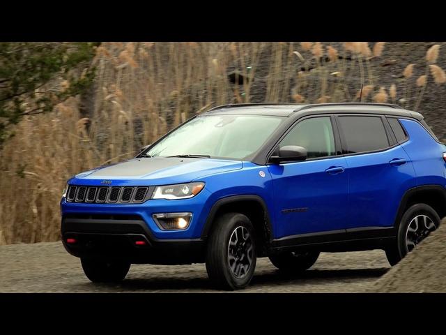2020 Jeep Compass Trailhawk | Italian American | Steve Hammes