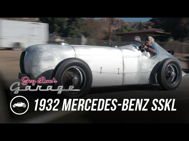 1932 Mercedes-Benz SSKL -Jay Leno's Garage