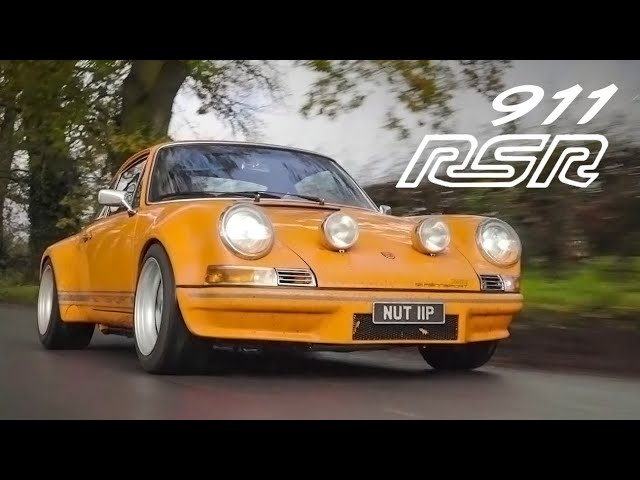 Porsche 911 RSR By Rennsport: Sublime Or Sacrilege? | Carfection
