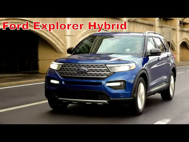 2020 Ford Explorer | Is 28 MPG For Real? | Steve Hammes