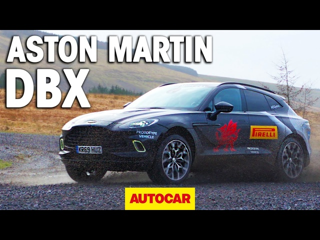 2020 Aston Martin DBX prototype driven | Autocar