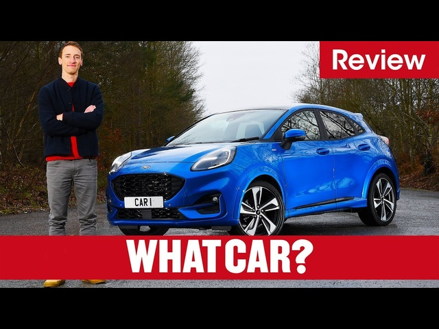 2020 Ford Puma review – why it's the best new small SUV on sale | What Car?