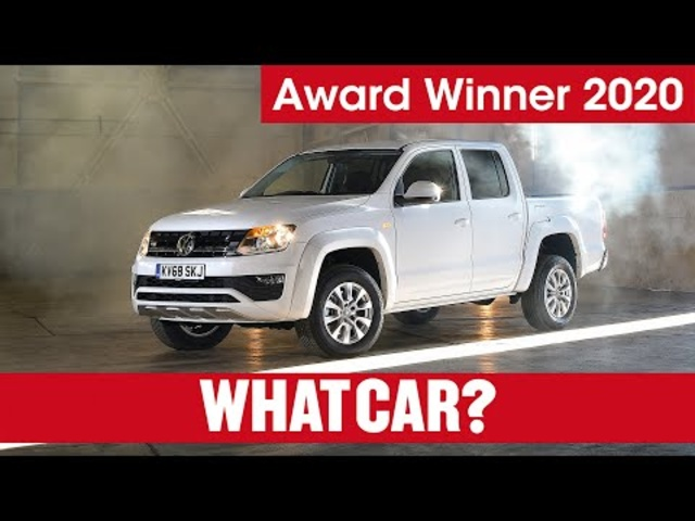<em>Volkswagen</em> Amarok: why it's our 2020 Pick-up of the Year | What Car? | Sponsored