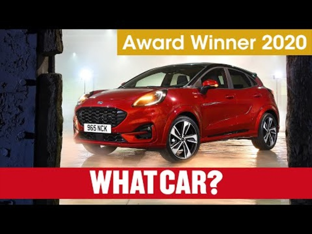 Ford Puma: why it's our 2020 Car of the Year | What Car? | Sponsored