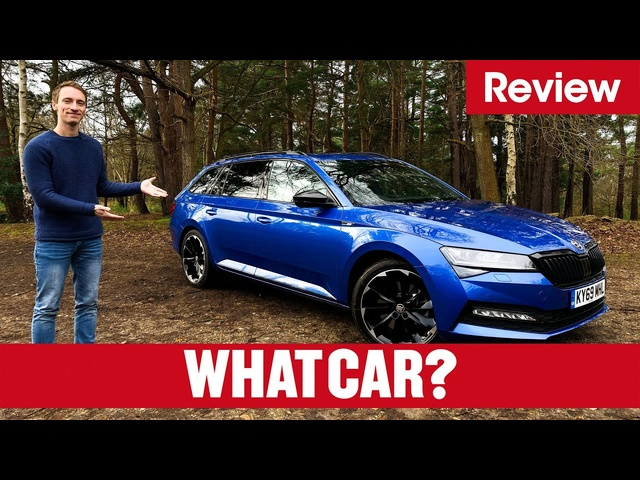 2020 Skoda Superb Estate review – why it's the best estate on sale | What Car?