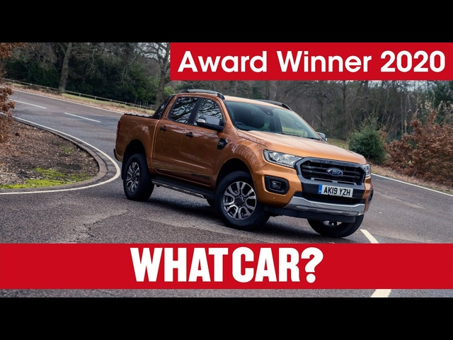 Ford Ranger: why it's our 2020 Pick-up (for £28,000-£35,0000) | What Car? | Sponsored