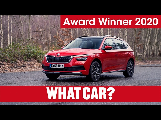 Skoda Kamiq: why it's our 2020 Small SUV (for less than £20,000) | What Car? | Sponsored