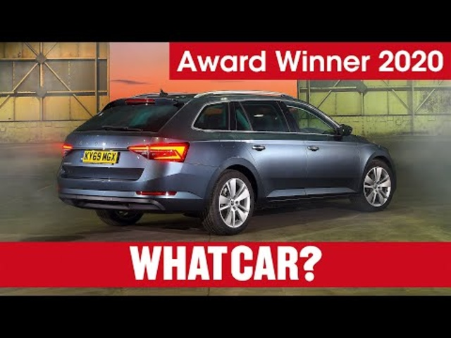 Skoda Superb Estate: why it's our 2020 Estate Car of the Year | What Car? | Sponsored