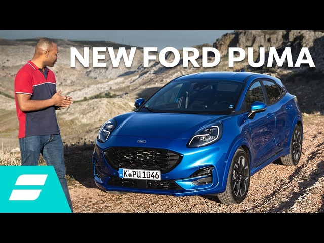New <em>Ford</em> Puma Review: The best small SUV of all?