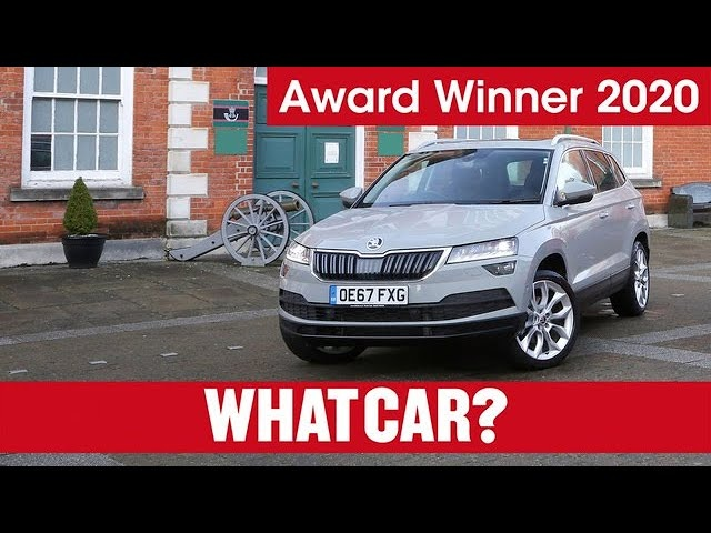 Skoda Karoq: why it's our 2020 Family SUV (for £20,000-£30,000) | What Car? | Sponsored