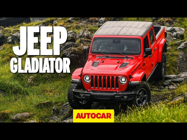 Jeep Gladiator 2020 review – How good off-road is the new Jeep pickup? | Autocar