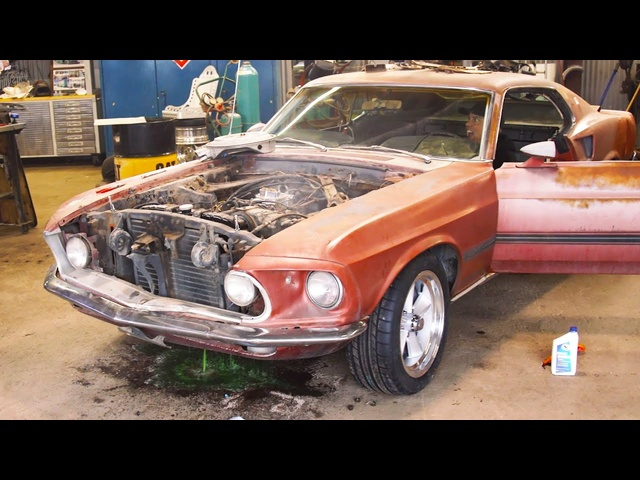 Gross!! Roadkill's Dirtiest Junkyard Cars