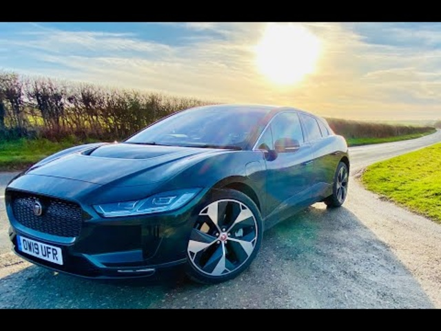 Jaguar i-Pace real-world review. The ups & downs of running an electric car..