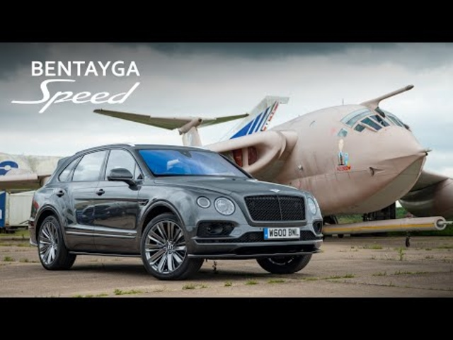 <em>Bentley</em> Bentayga Speed: The 190mph SUV | Carfection 4K