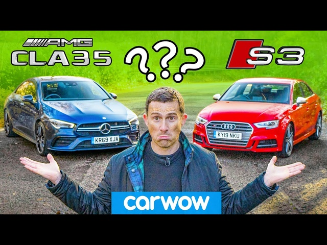 AMG vs <em>Audi</em>: only car you ever need CHALLENGE!