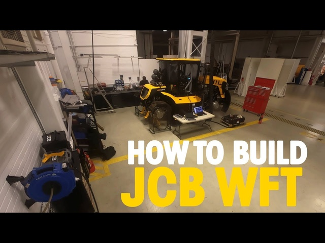 How to build the world's fastest tractor | JCB timelapse | Autocar