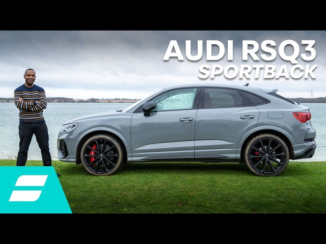 NEW Audi RSQ3 Sportback Review: Fast, Practical & Perfect? | 4K