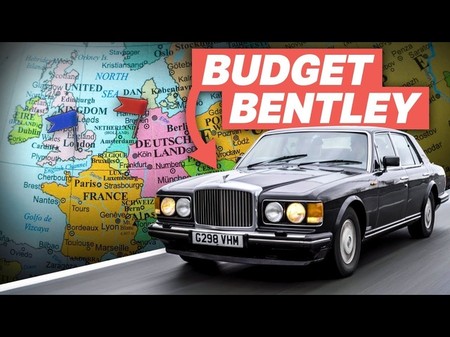 Living With The UK's Cheapest <em>Bentley</em>