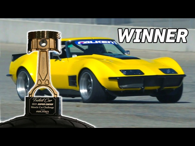 Super Chevy Muscle Car Challenge 2019 | WINNER | 1972 Corvette by Ridetech