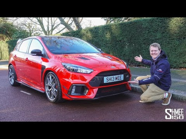 My Focus RS Project Car is NEARLY FINISHED! | PROJECT PART 13